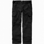 Timberland Pro Gridflex Flannel Lined Canvas Utility Pant Jet Black