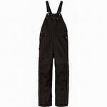 Timberland Pro Gut-Check Insulated Bib with Overlay Jet Black
