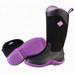 Muck Boots Women's Tack II Hi Equestrian Work Boot Purple