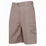 Tru-Spec 24-7 Poly/Cotton Ripstop 9-inch Khaki Shorts