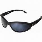 Dakura Black Polarized G 15 Silver Mirror Safety Glasses