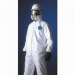 Dupont Tyvek TY125S Zipper Front Coveralls Case of 25