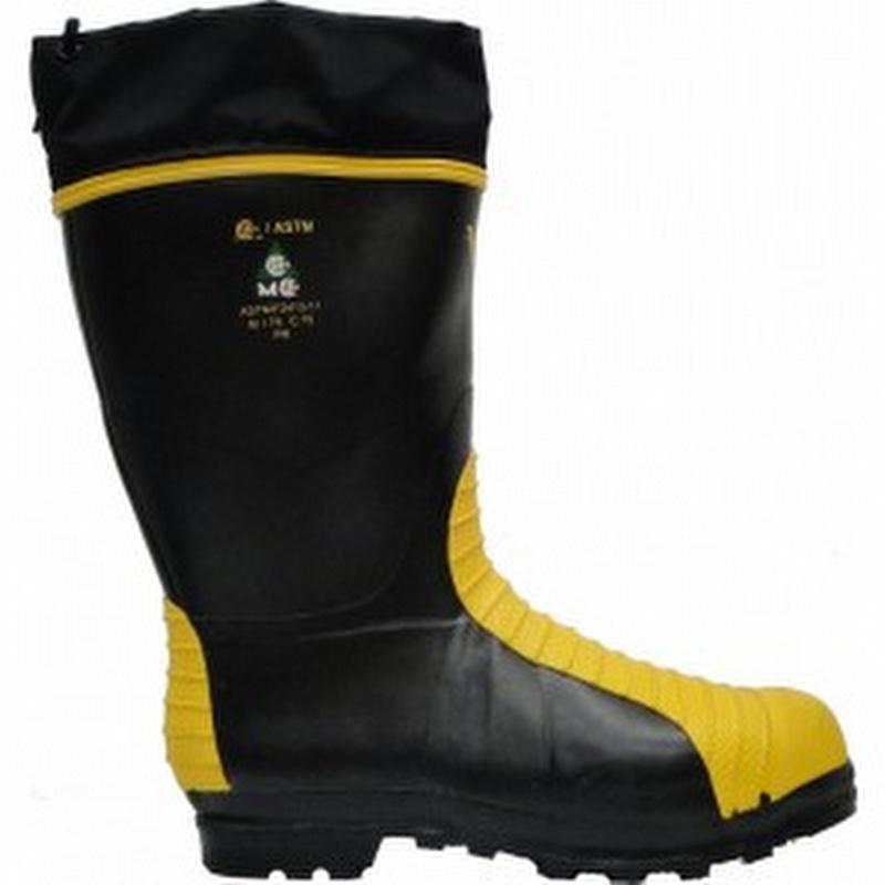 Metatarsal Rubber Work Boots