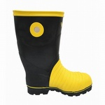 VW49 Viking Miner49ER Rubber Boot with Met Guard