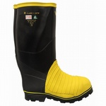 VW49T Viking Miner49ER Tall Rubber Boot with Met Guard