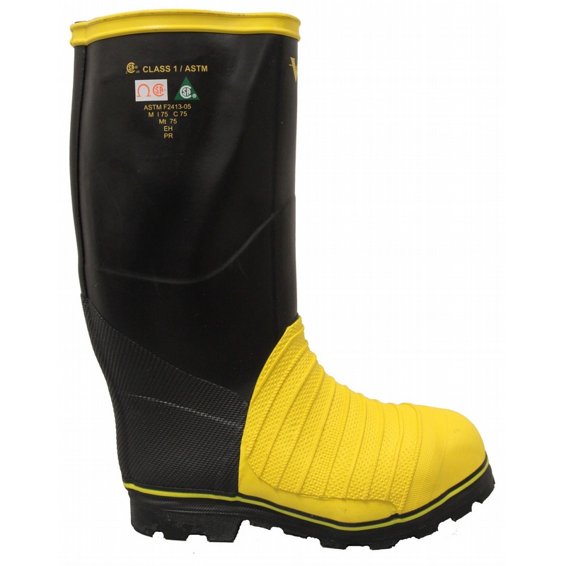 be7784fa271 VW49T Viking Miner49ER Tall Rubber Boot with Met Guard
