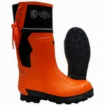 VIking VW64-1 Class 2 Steel Toe Chainsaw Boot