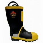 VW90 Viking Firefighter Boot with Felt Lining and Snug Fit