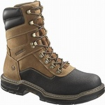 Wolverine Corsair Multishox Brown WP 8-inch Composite Toe