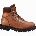 Wolverine Traditional Brown 6-inch Steel Toe Boots