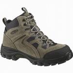Wolverine Brighton Hiker Gray Steel Toe Boots