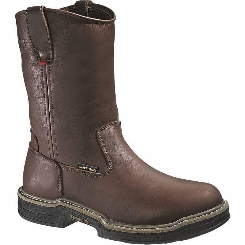 01532fa1922 Wolverine Buccaneer Multishox Steel Toe Waterproof Wellington Boots