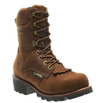 Wolverine Chesapeake Insulated WP 8-inch Steel Toe Logger Boots