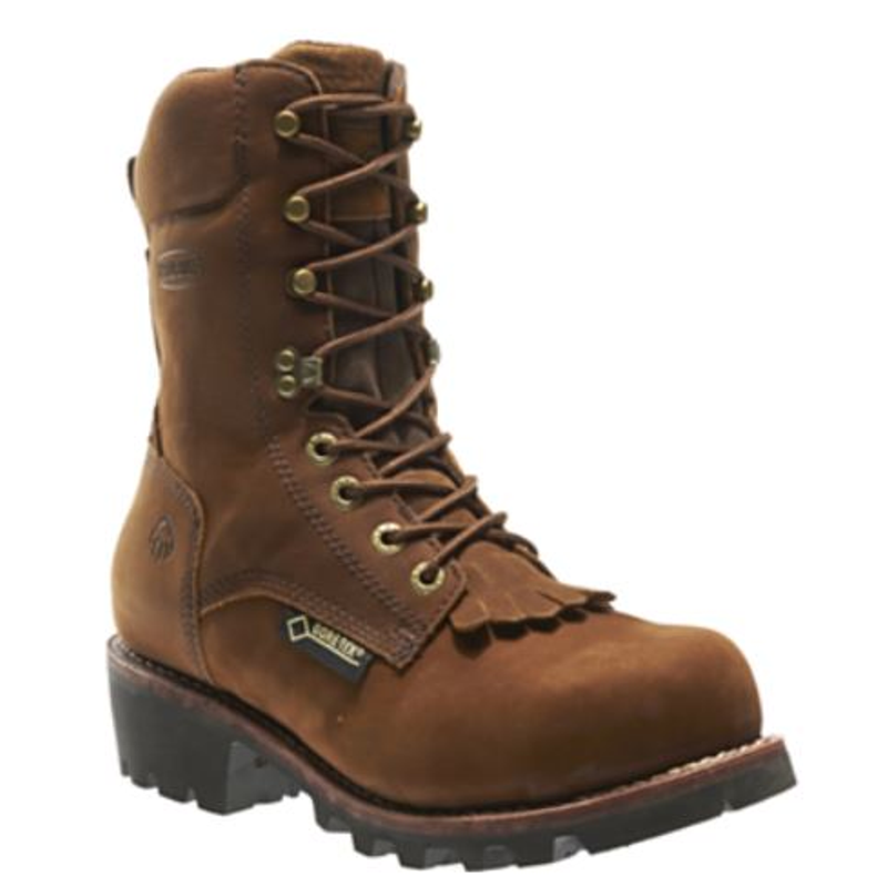Wolverine Chesapeake Insulated Wp 8 Inch Steel Toe Logger