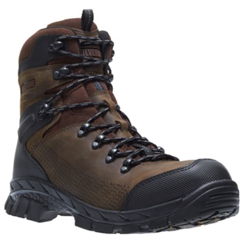 eae3ca0f170 Wolverine W10859 Glacier Xtreme Composite Toe 400g Insulated Boots