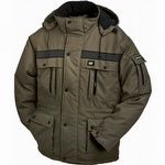 Caterpillar CAT W11432 Heavy Insulated Parka Army Moss