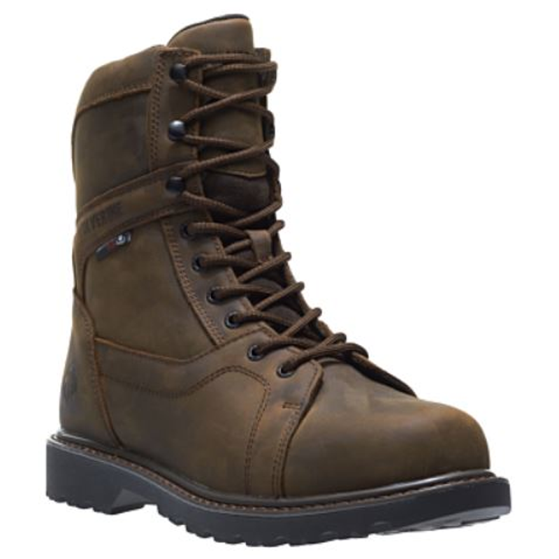 Wolverine W30173 Blackhorn Lx Steel Toe Waterproof 600g
