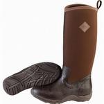 Muck Boots Women's Arctic Adventure Boot Brown / Black Aztec