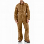 Carhartt Quilt-Lined Duck Coverall