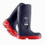 XC90BR Viking Bekina StepliteXCi Composite Safety Toe PU Boot Navy